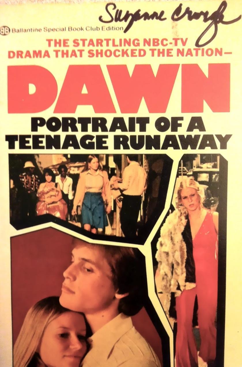 dawn portrait of a teenage runaway