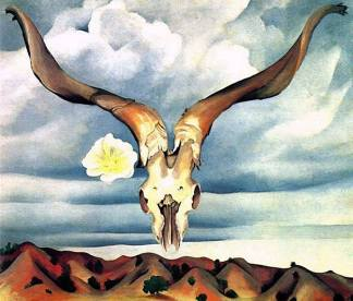 georgia okeeffe painting 1