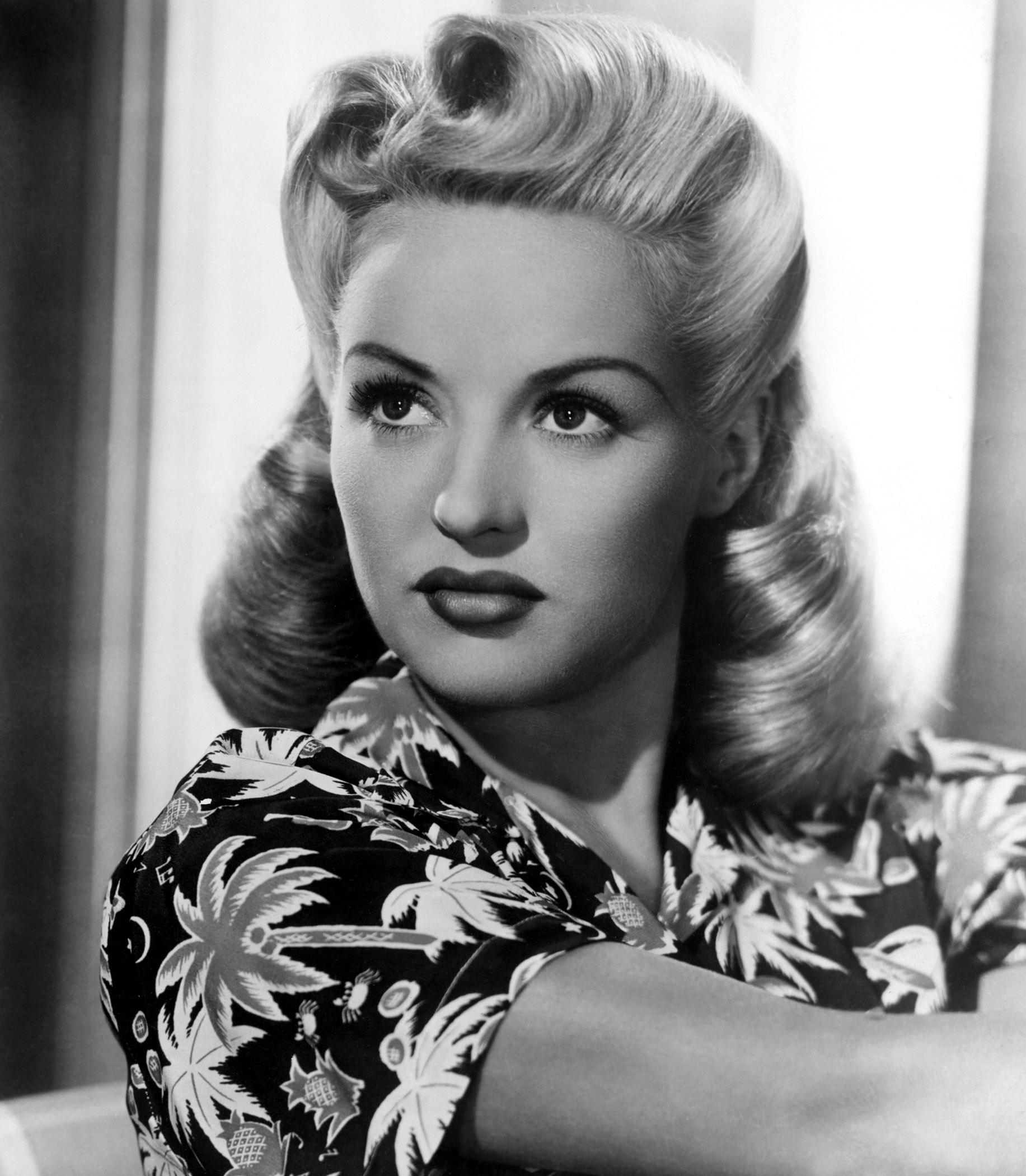 Happy 100th Birthday Betty Grable