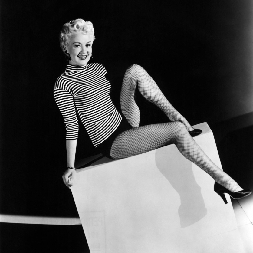 betty grable 4