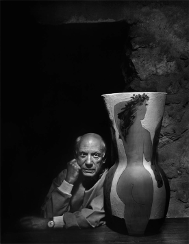 yousuf karsh picasso