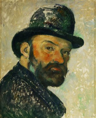 cezanne self portrait