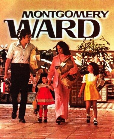 montgomery ward catalog cover