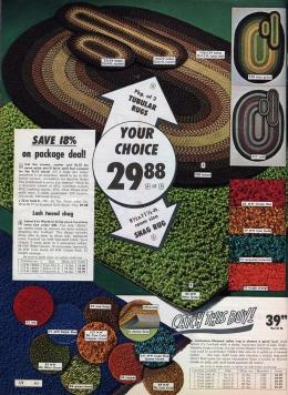 montgomery ward rug