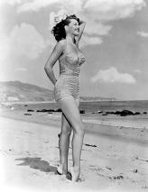 circa 1951: American actress and dancer Cyd Charisse.