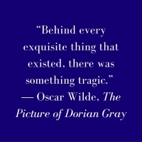 Happy 165th Birthday Oscar Wilde
