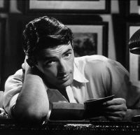 gregory peck reading