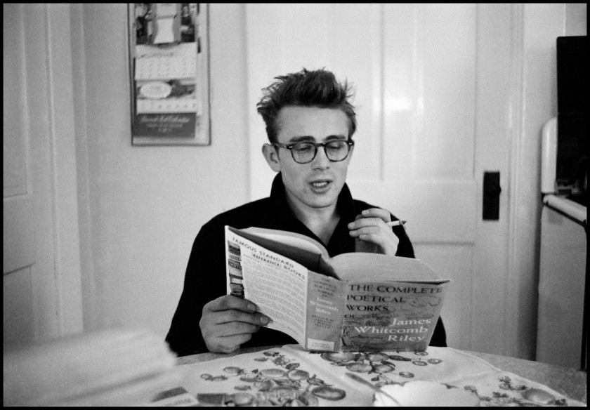 happy 87th birthday james dean waldina. Black Bedroom Furniture Sets. Home Design Ideas