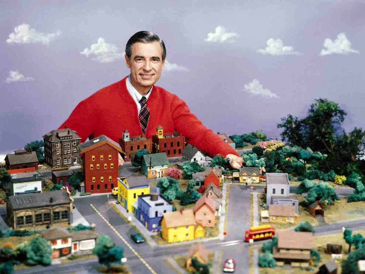 Happy 91st Birthday Fred McFeely Rogers
