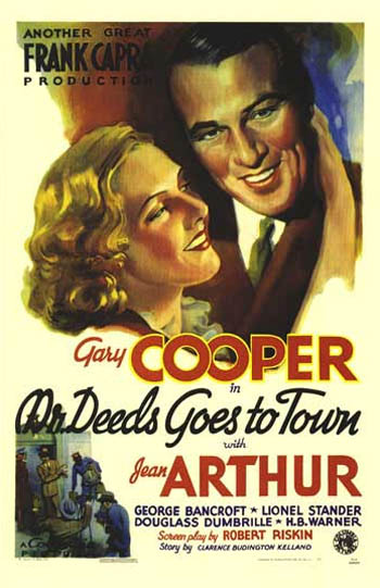 mr deeds goes to town