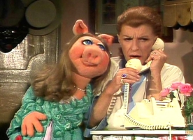 nancy walker miss piggy