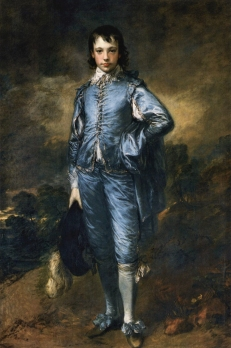 Thomas Gainsborough The Blue Boy