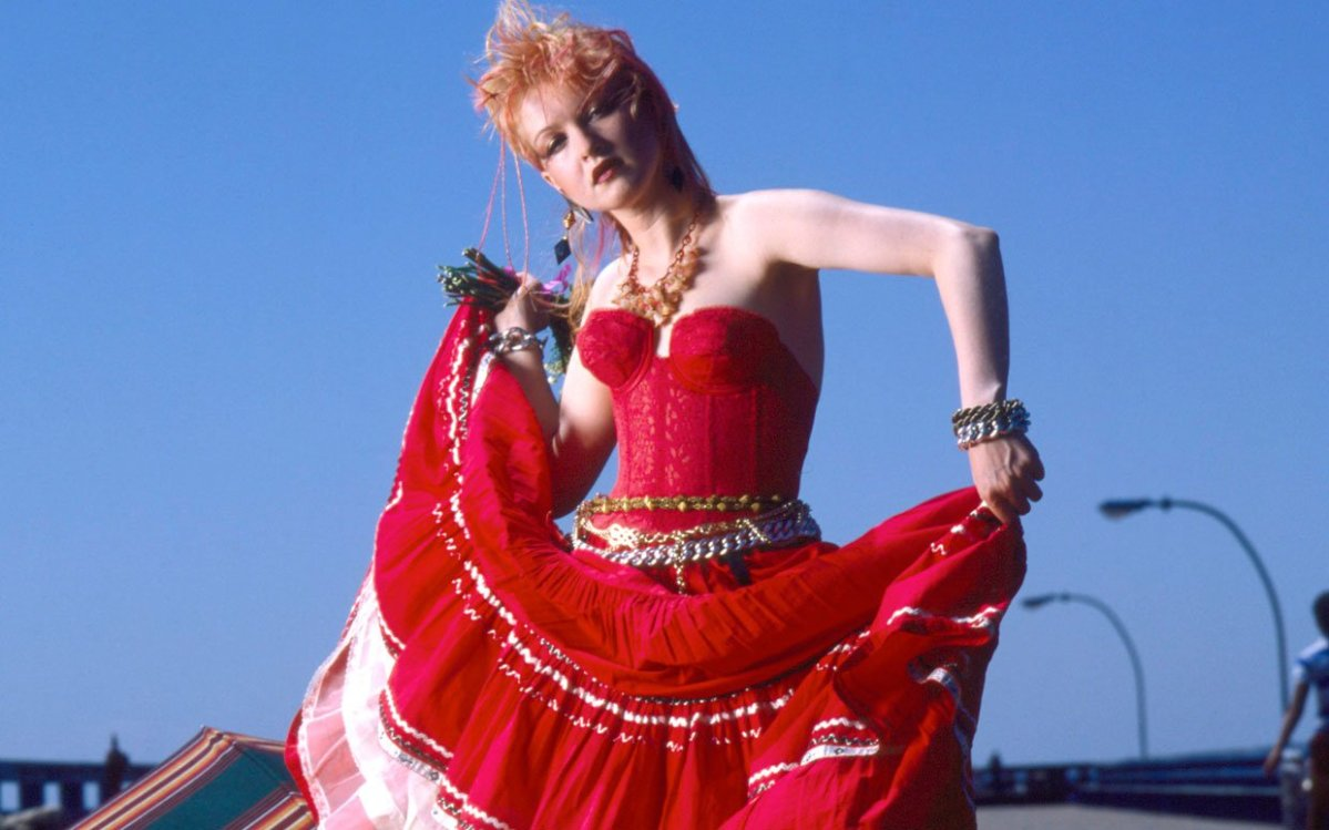 Happy 65th Birthday Cyndi Lauper