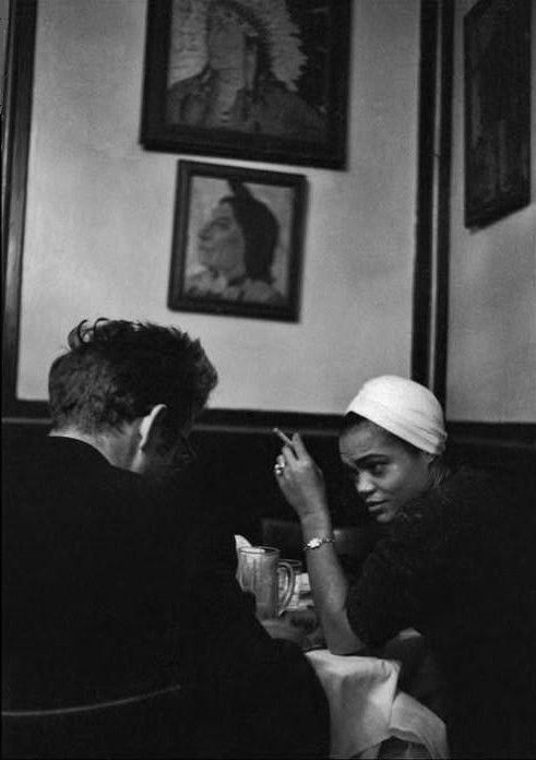 eartha kit and james dean