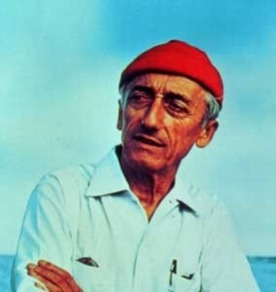 Jacques Cousteau 1