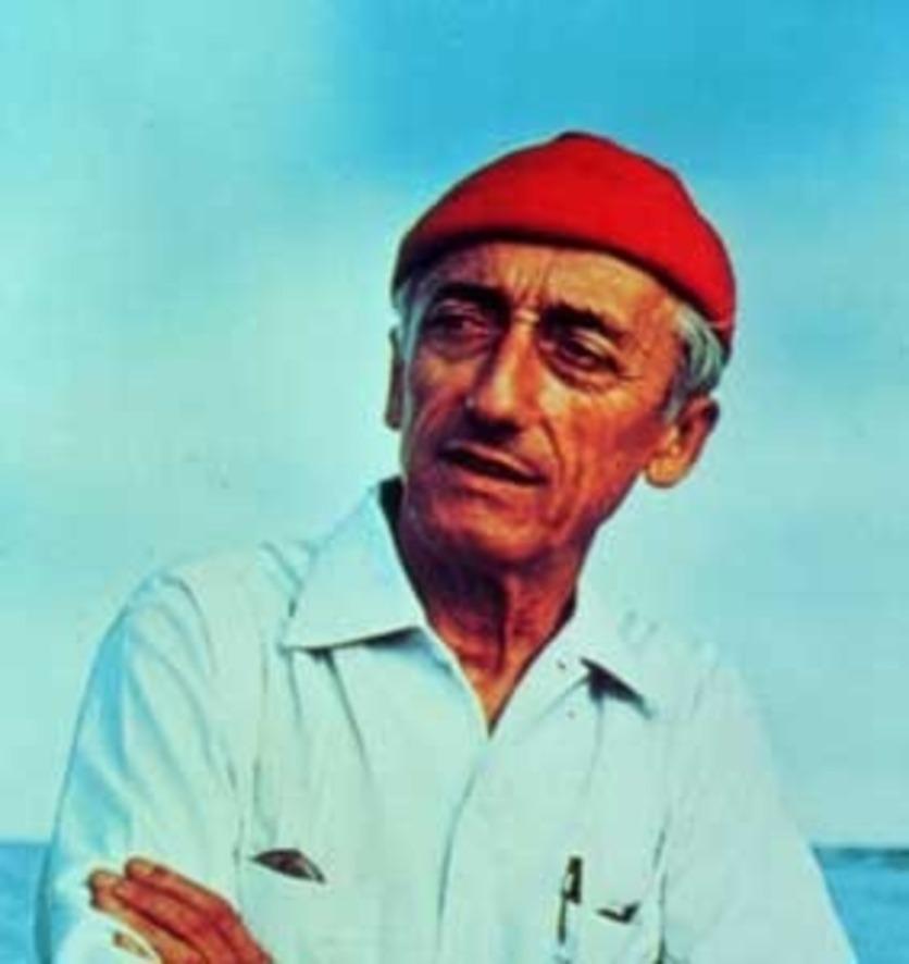 Jacque Cousteau Young