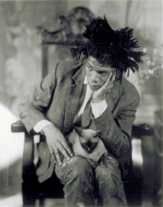 james vander zee basquait