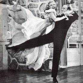 Happy 107th Birthday Ginger Rogers Waldina