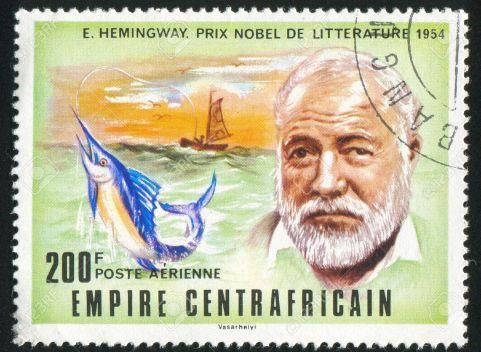 hemingway stamp cent af rep