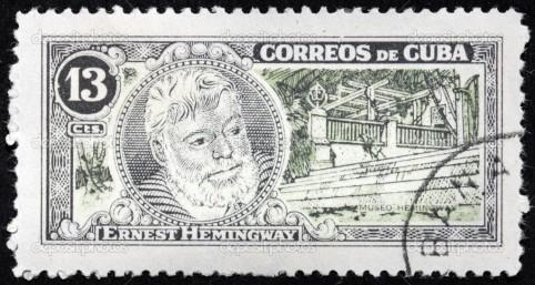 Hemingway Stamp #3