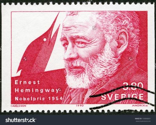 hemingway stamp sweden