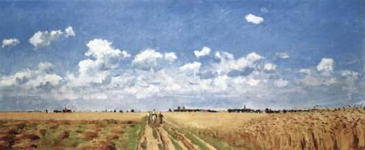 pissarro summer 1872