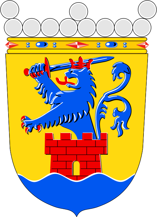 jakobstad coat of arms