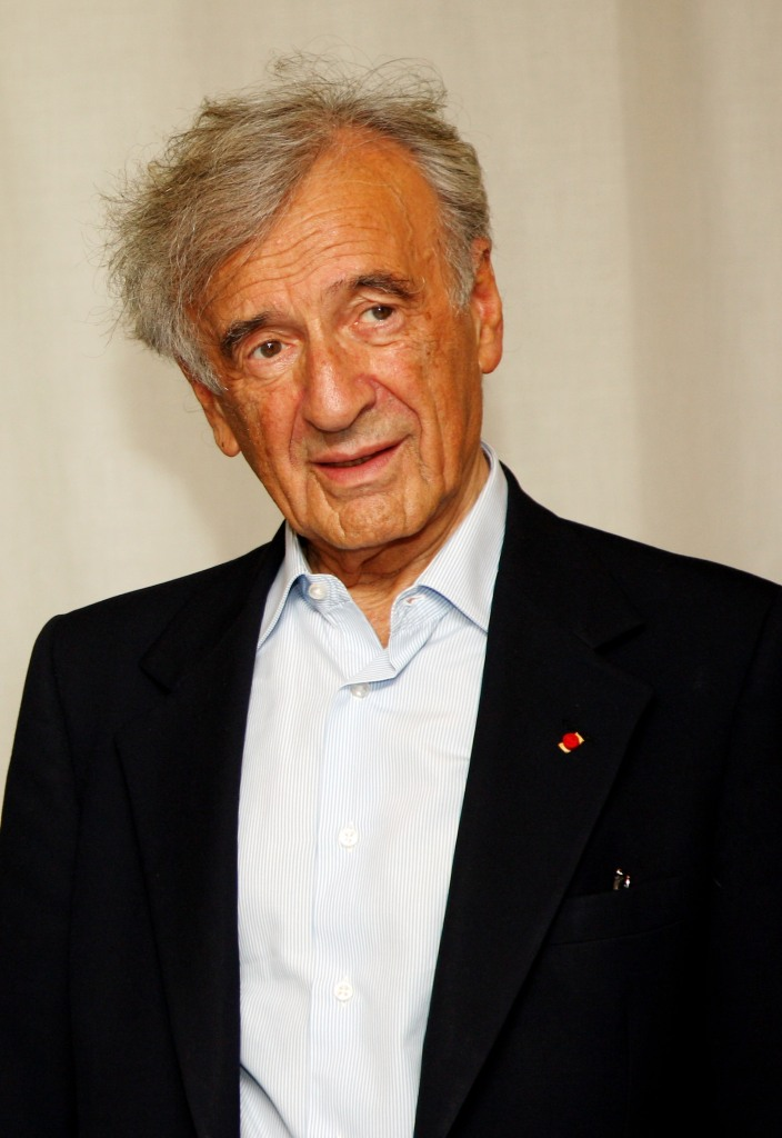 MILAN, ITALY - JUNE 28: Elie Wiesel attends at Teatro Dal Verme on June 28, 2008 in Milan, Italy. (Photo by Vittorio Zunino Celotto/Getty Images)