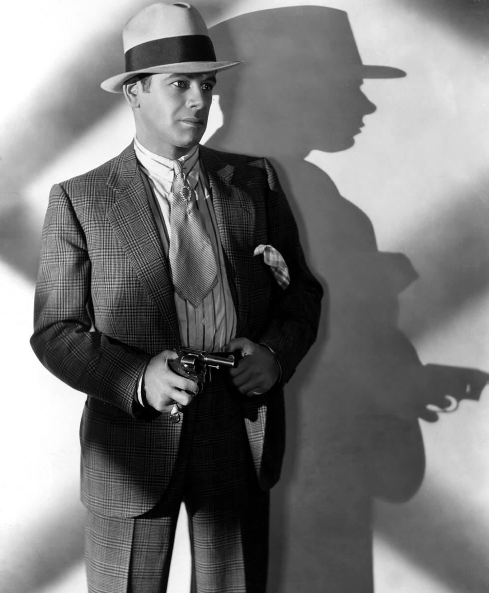 SCARFACE, Paul Muni, 1932