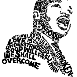 Happy 88th Birthday Martin Luther King Jr.