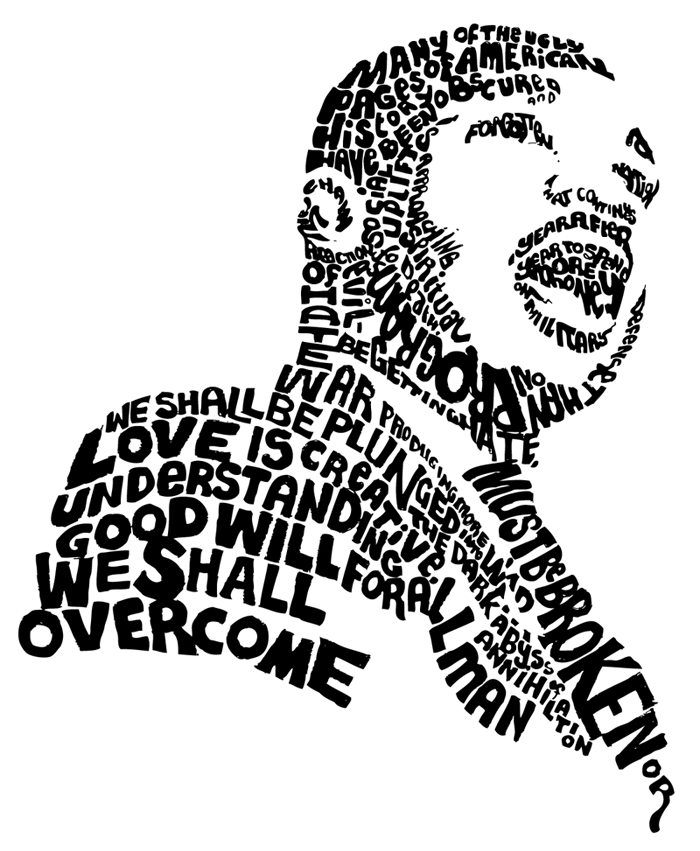 Happy 92nd Birthday Martin Luther King Jr. - Waldina