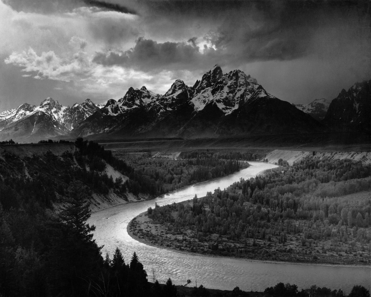 Happy 117th Birthday Ansel Adams