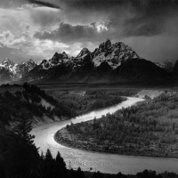 Happy 118th Birthday Ansel Adams