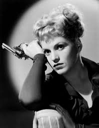 judy holliday gun