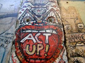 act up graffiti