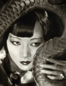anna may wong 1932 - by otto dyer