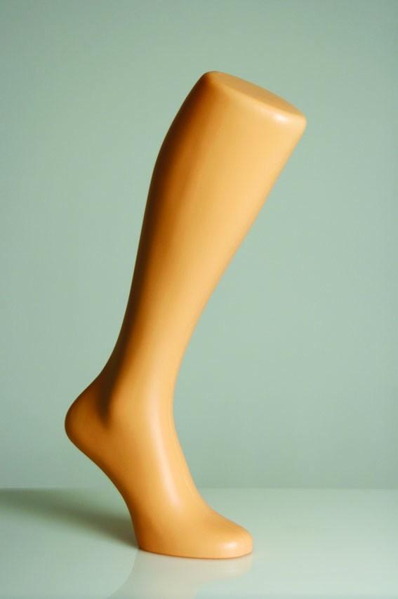 2280-Male-Half-Leg-Flesh-Hosiery-Display