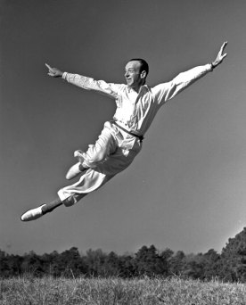 fred astaire leap