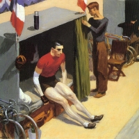 Happy 137th Birthday Edward Hopper