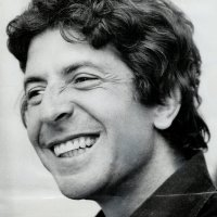 Happy 84th Birthday Leonard Cohen
