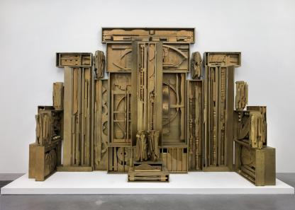 An American Tribute to the British People 1960-4 Louise Nevelson 1899-1988 Presented by the artist 1965 http://www.tate.org.uk/art/work/T00796
