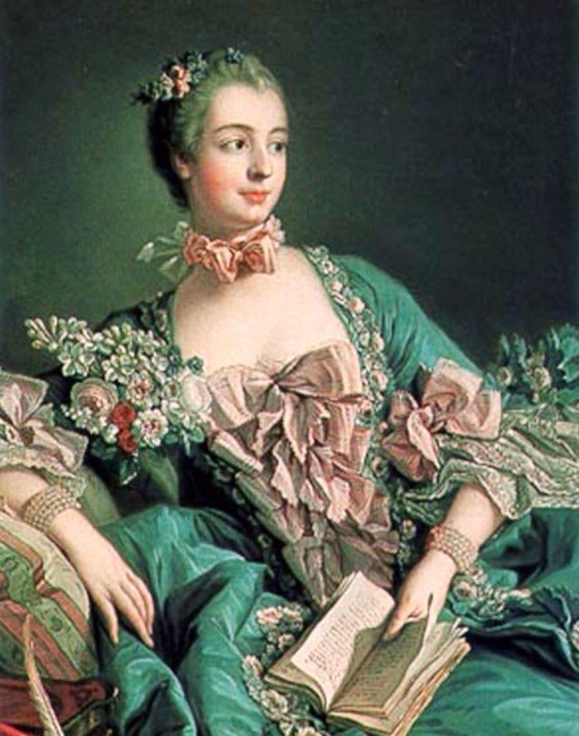 Billedresultat for madame de pompadour