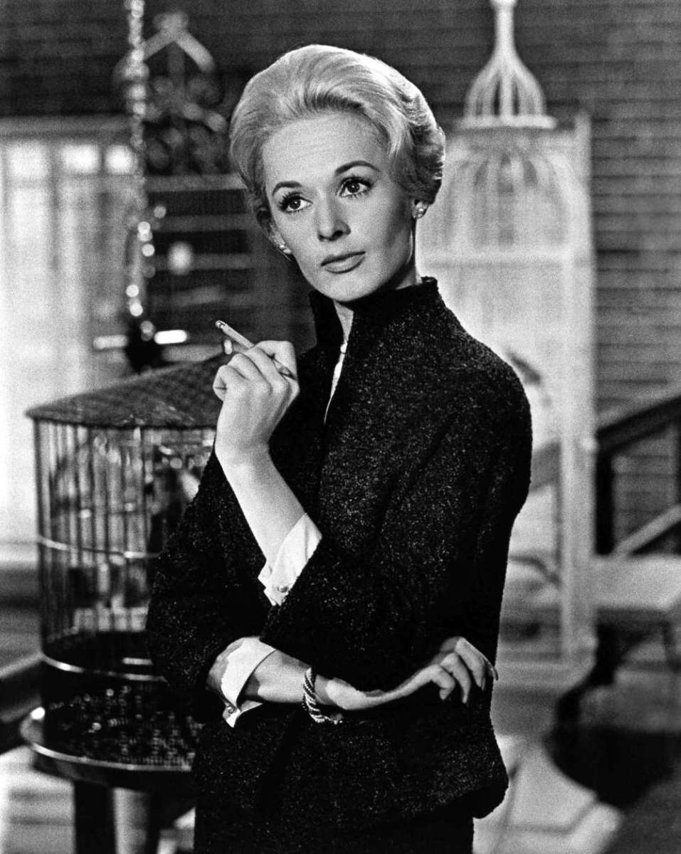 Happy 89th Birthday Tippi Hedren