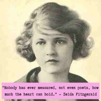 Zelda Fitzgerald - Words To Live By