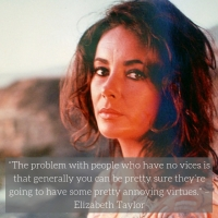 Elizabeth Taylor - Words To Live By