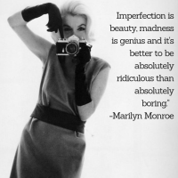 Marilyn Monroe - Words To Live By