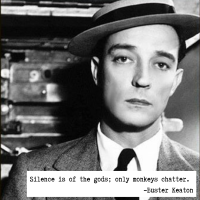 Buster Keaton - Words To Live By