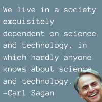 Carl Sagan - Words To Live By