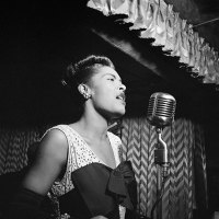Happy 105th Birthday Billie Holiday