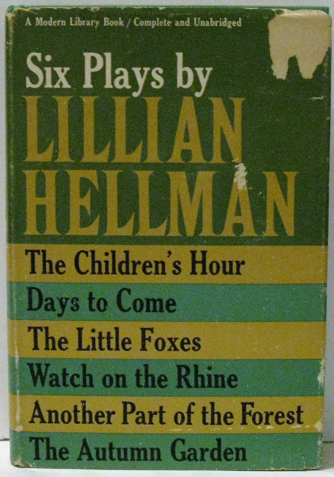 lillian hellman 02